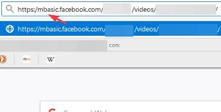 Enlace en el navegador