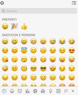 Emoji de manzana
