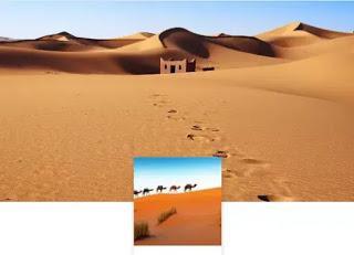 fondo del desierto