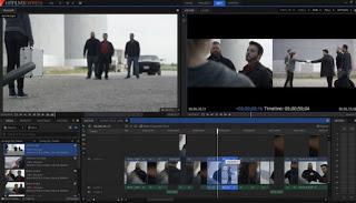 Programa Hitfilm Express