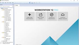 Programa VMware Workstation Pro