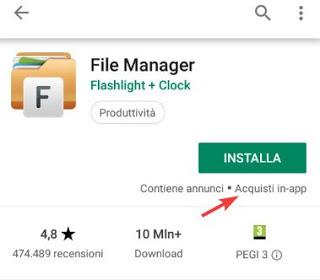 Android en la aplicación